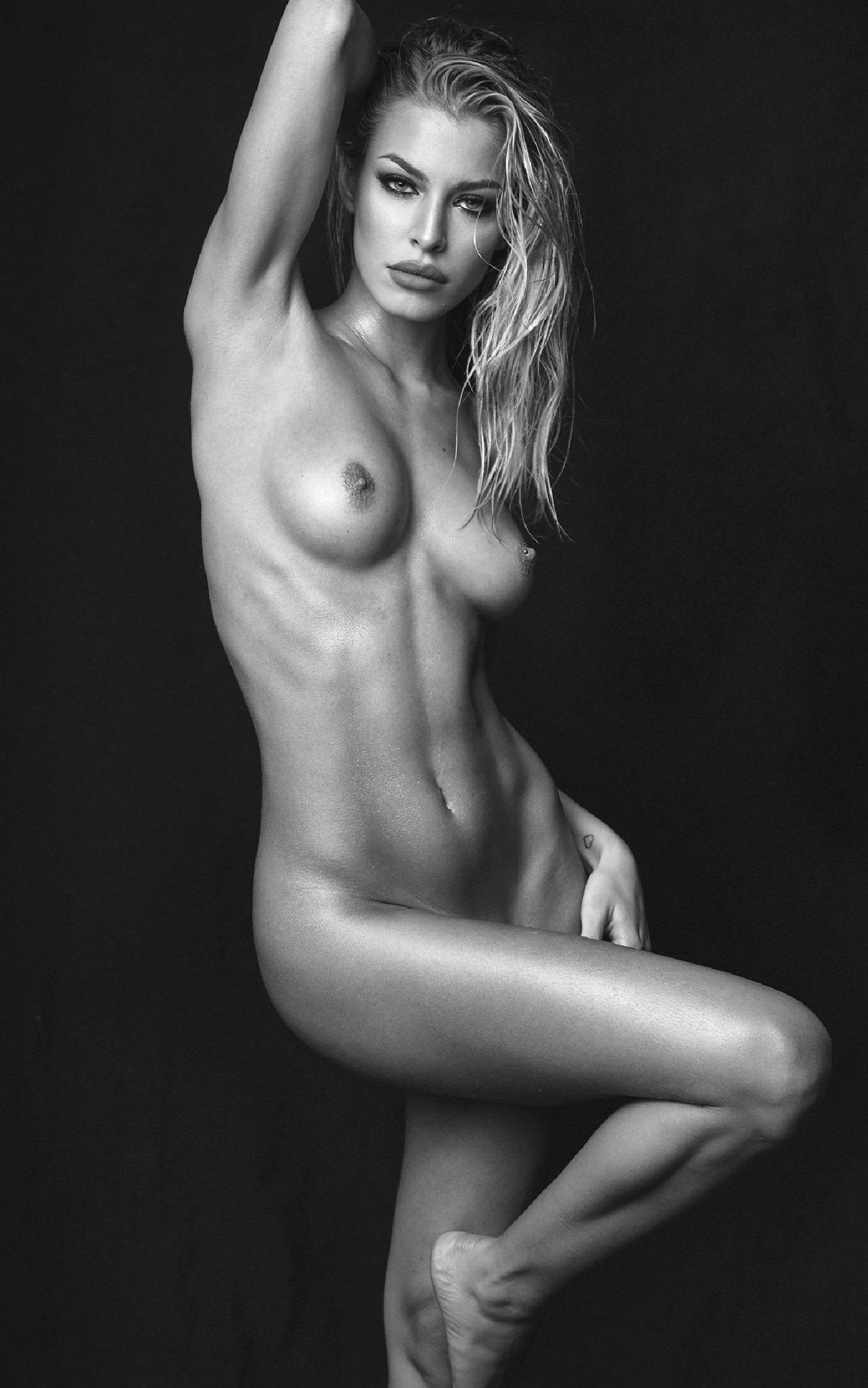 Jessica Goicoechea by Carlos Villarejo
